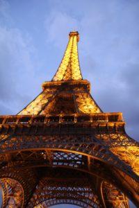Klassinen Pariisi jaksaa aina viehättää.